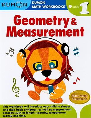 Geometry & Measurement Grade 1 By Kumon Pub. North America Ltd (COR)